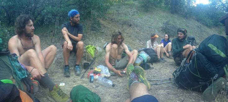 Image result for hiker trash